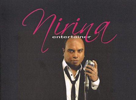 Nirina entertainer