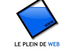 Le Plein de Web